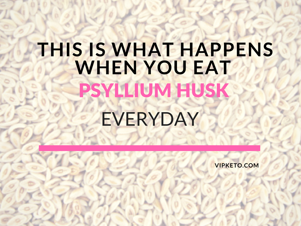 This Is What Happens To Your Body When You Eat Psyllium Husk Daily